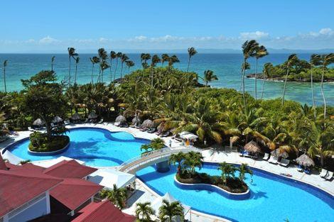Hôtel Grand Bahia Principe Cayo Levantado 5* - SAMANA - RÉPUBLIQUE DOMINICAINE