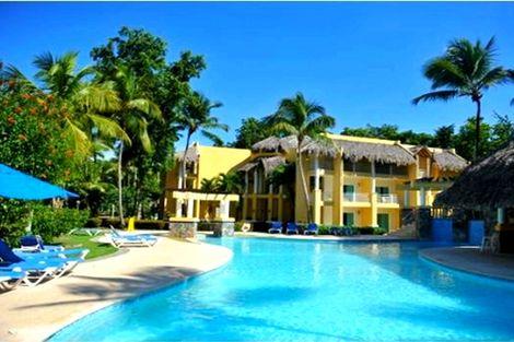 Hôtel Grand Paradise Samana 4* - SAMANA - RÉPUBLIQUE DOMINICAINE