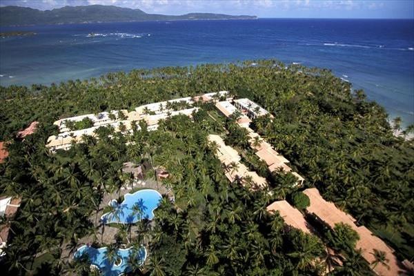 Vue panoramique - Hôtel Maxi Club Grand Paradise Samana 4*