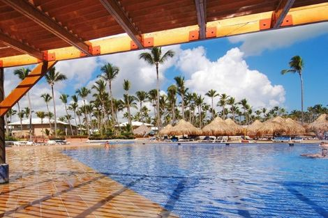 Hôtel Grand Sirenis Cocotal Beach Resort Casino & Aquagames 5* - UVERO ALTO - RÉPUBLIQUE DOMINICAINE