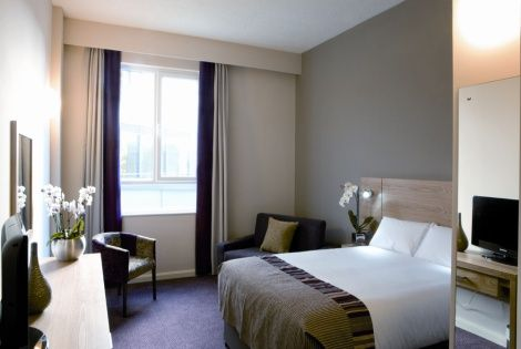Hôtel Jury's Inn - Réveillon à Prague 4* - PRAGUE - RÉPUBLIQUE TCHÈQUE