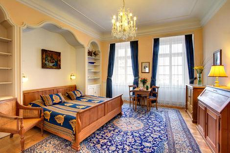 Hôtel Zlata Hvezda 4* - PRAGUE - RÉPUBLIQUE TCHÈQUE