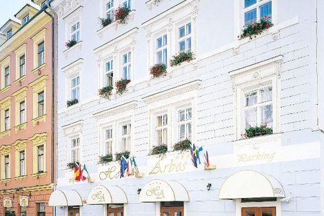 Hôtel Arbes Mepro 3* sup - PRAGUE - RÉPUBLIQUE TCHÈQUE