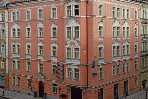 Hôtel Bellagio 4* - PRAGUE - RÉPUBLIQUE TCHÈQUE