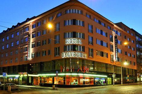Hôtel Week-End à Prague 3* - PRAGUE - RÉPUBLIQUE TCHÈQUE