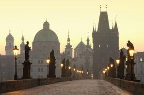 Republique Tcheque - Prague, Hôtel Noel à Prague à l'hôtel EA Downtown 4*