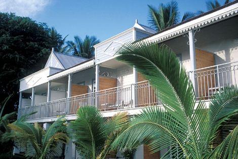 Hôtel Alamanda 2* - SAINT DENIS - CARAIBES OUTRE MER