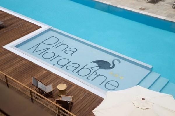 Piscine - Hôtel Dina Morgabine 3*