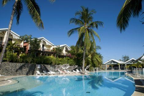 Hôtel Résidence Archipel ou Résidence Tropic 3* - SAINT DENIS - CARAIBES OUTRE MER