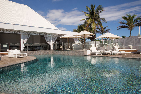 Piscine - Hôtel Villa Delisle Hotel & Spa 4*
