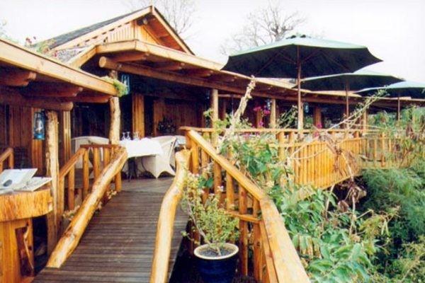 Restaurant - Hôtel Lodge Roche Tamarin 4*