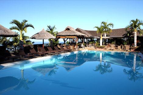 Hôtel Iloha Seaview 3* - SAINT-LEU - CARAIBES OUTRE MER