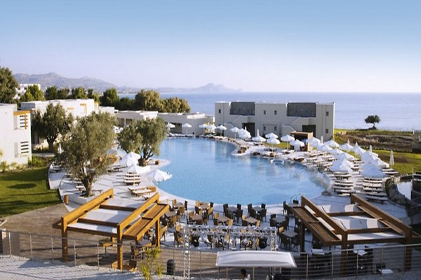 h tel sentido port royal villas spa rhodes grece partir pas cher. Black Bedroom Furniture Sets. Home Design Ideas
