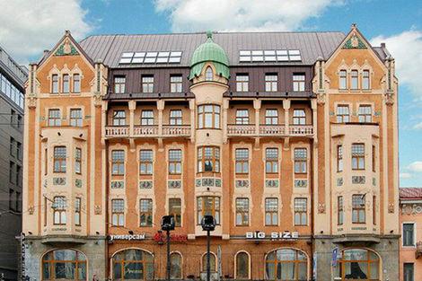 Hôtel Week-end à Saint Petersbourg - Hôtel Dostoevski 3* - SAINT-PÉTERSBOURG - RUSSIE