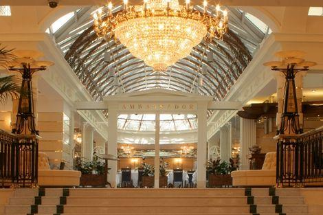 Hôtel Nouvel An à Saint Petersbourg - Hôtel Ambassador 4* - SAINT-PÉTERSBOURG - RUSSIE