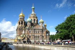 Russie-Saint Petersbourg, Hôtel Nouvel An à Saint Pétersbourg