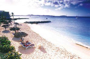 Saint Martin-Saint Martin, Hôtel Beach
