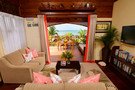 Salon - Calabash Cove Resort & Spa aux Antilles