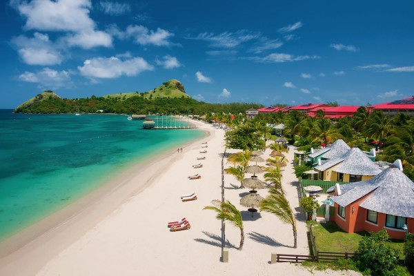Hôtel Sandals Grande St Lucian Beach Resort & Spa 5*