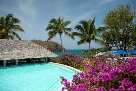 Hôtel Smugglers Cove Resort 4* - SAINTE LUCIE - SAINTE-LUCIE