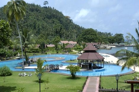 Pestana Ilheu das Rolas Island 4* - LOT ROLAS - SAO TOM-ET-PRINCIPE
