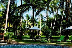Sao Tome-Sao Tome, Hôtel Omali Lodge