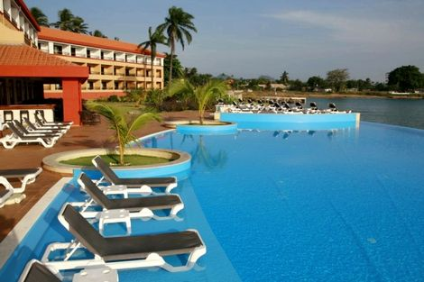 Hôtel Sao Tome Ocean Resort 5* - SAO TOME - SAO TOMÉ-ET-PRINCIPE