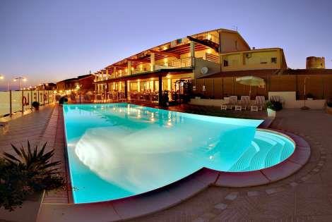 Hôtel Corallo 4* - ISOLA ROSSA - ITALIE