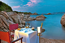 Soir - Resort Valle Dell'erica Thalasso & Spa en Sardaigne