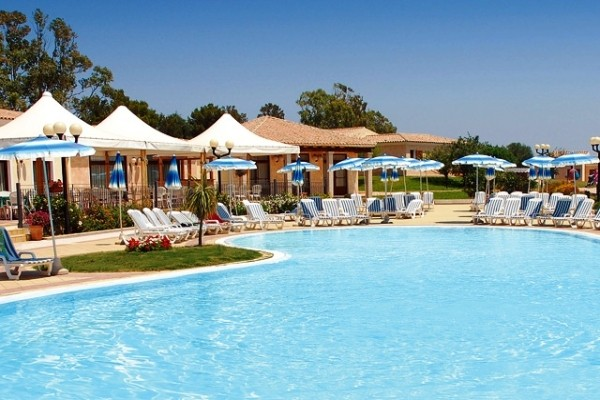 Piscine - Club Marmara Sporting 4*