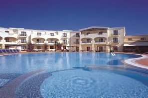 Sardaigne-Olbia, Club Blu Hôtel Morisco Village