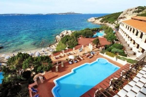 h tel grand hotel smeraldo beach sardaigne olbia italie partir pas cher. Black Bedroom Furniture Sets. Home Design Ideas