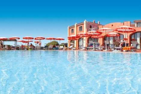 Hôtel Cala Blu 4* - SANTA TERESA DI GALLURA  - ITALIE
