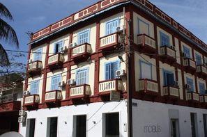 Senegal - Dakar, Hôtel Oceanic