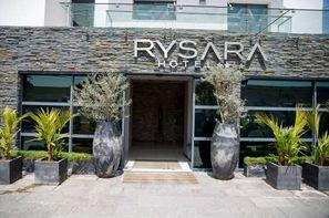 Senegal - Dakar, Hôtel Rysara