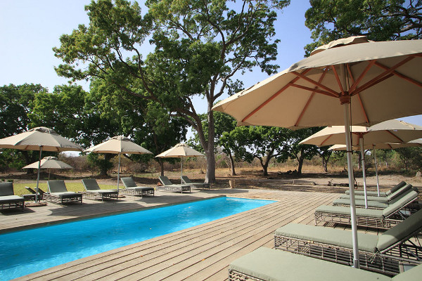 Lodge Fathala Wildlife Reserve 5*