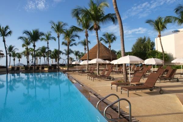 Piscine - Hôtel Framissima Palm Beach 4*