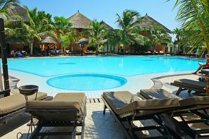 Vacances Saly: Hôtel Lamantin Beach Resort & Spa