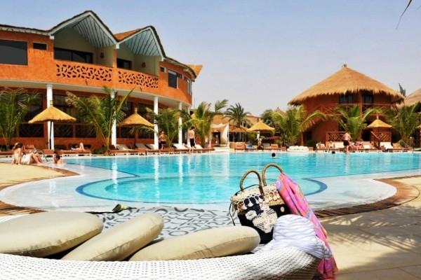 Piscine - Hôtel Le Lamantin Beach Resort & Spa 5*