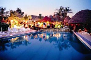 Senegal - Dakar, Hôtel Les Bougainvillées - Saly