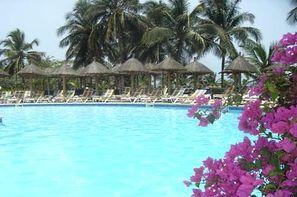Senegal - Dakar, Hôtel Royam - station balnéaire de Saly