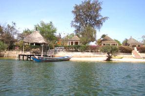 Vacances Siné-Saloum: Hôtel Le Bazouk du Saloum