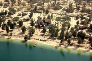 Senegal-Dakar, Hôtel Lodge et Océan Savane