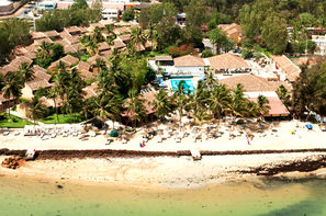 Senegal - Dakar, Hôtel Saly