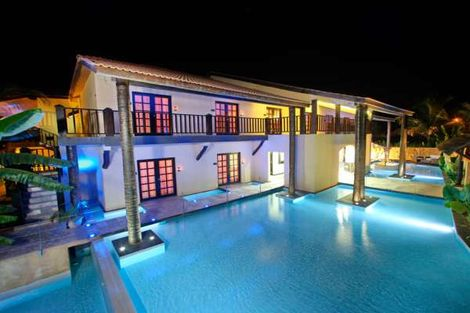 Hôtel The Rhino Resort & Spa 5* - SALY - SÉNÉGAL