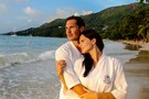 Couple - Coral Strand Hotel aux Seychelles