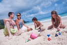 Famille - Coral Strand Hotel aux Seychelles