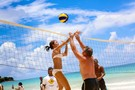 Beach Volley - Coral Strand Hotel aux Seychelles