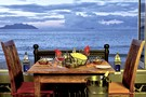 Restaurant - Coral Strand aux Seychelles