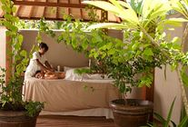 Massage - Denis Private Island aux Seychelles